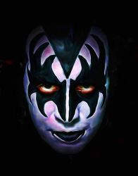 Gene Simmons of KISS by petnick