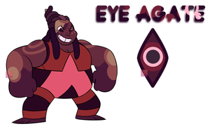 [C] - Eye Agate by FloofHips