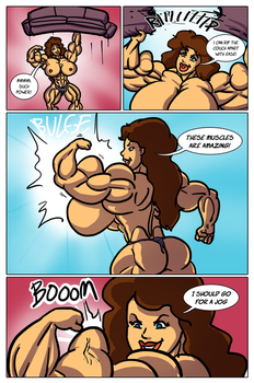 Comic page commission 85 by Ritualist