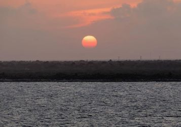 Quintana Roo sunset by sequential