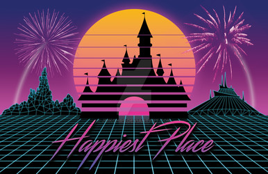 Happiest Place by JMKohrs
