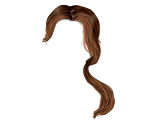 Painted Hair Stock 5 by sbstock