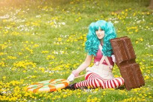 Lollipoppy cosplay - League of Legends by SuzySilence