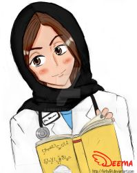 Saudi Medical Student by kirby64