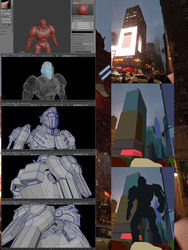 The Pacific Rim Fanart Contest WIP by Roderic-Rodriguez