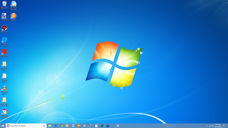 Windows 7 Theme for Windows 10 by Neopets2012