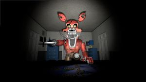 [FNaF SFM] Foxy Found You by DarkVirus87