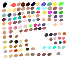 RUz color palette no2 by phation