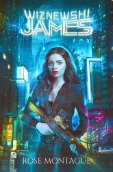 Book Cover I - WINZNEWSKI JAMES by MirellaSantana