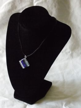 The Tardis Pendant by AigneadhAigeann