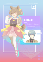 Mahou Project || LON by Recolzer