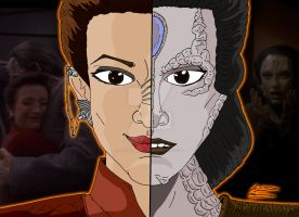 Second Skin - Kira Nerys (Star Trek DS9 Duality) by OptimumBuster