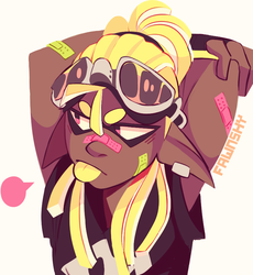 more squid stuff by fawnshy