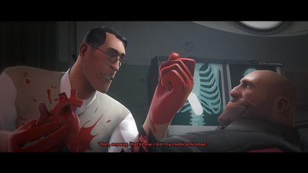 Meet The Medic: Remastered by Cpt-Sourcebird
