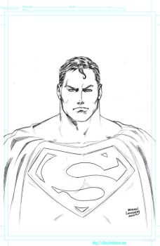 Superman by rllas