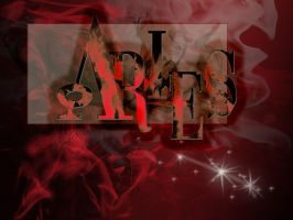 Aries by Outraejss