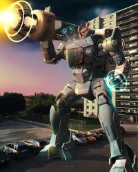Jaeger - Warrior Delta in Scarborough by Sheharzad-Arshad