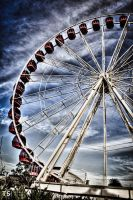 Ferris Wheel by Tom-Stokes