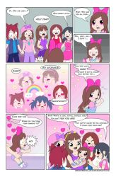 Cmm Nowicomic pt3 by PrincessPolly63