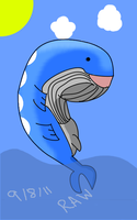 Wailord by RAW6319