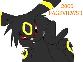2000 PAGEVIEWS by BahatiUpendo