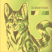 [CHALLENGE] - Sandstorm [Guidance] by Fox-Desert