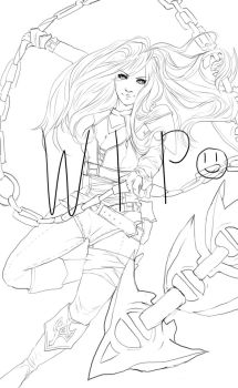 Gaiaonline WIP by a312o