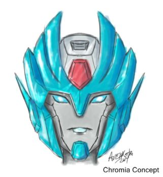 Chromia concept by Venksta