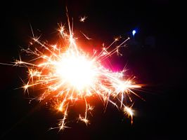 Sparks Are Flying by Abnormalion