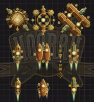 Game-Art_Hooray_Ship-Designs by solterbeck65