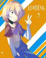 LOADING [AT] by Kajackie