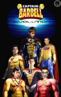 Capt.Barbell Evolution by ChopArt2012