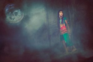 Night Walker by SarahHuling