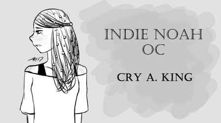 Cry A. King - Animation| RP Promo by CryDontSmile