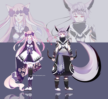 [ADOPT 119-120][CHANGED TO SET PRICE] by tomiden