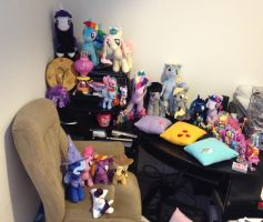 My MLP Collection! by HurricaneChiela
