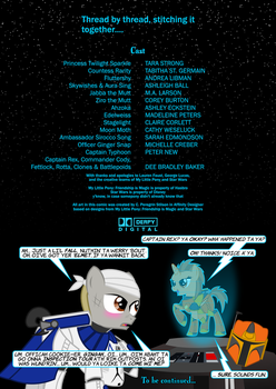 The Pone Wars 5.29: To Be Continued... by ChrisTheS