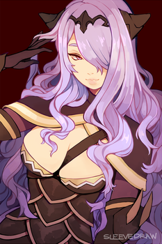 Camilla by sleevedraw