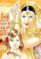 DND Paris : Bollywood by emalterre