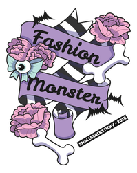 Fashion Monster by Smallblacksticky