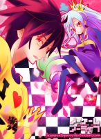 No Game No Life by jaspercatapang