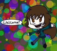 Welcome! by Fand0ms-101