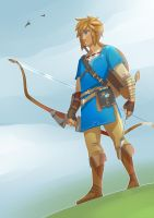 Breath of the Wild by Paper-Plate