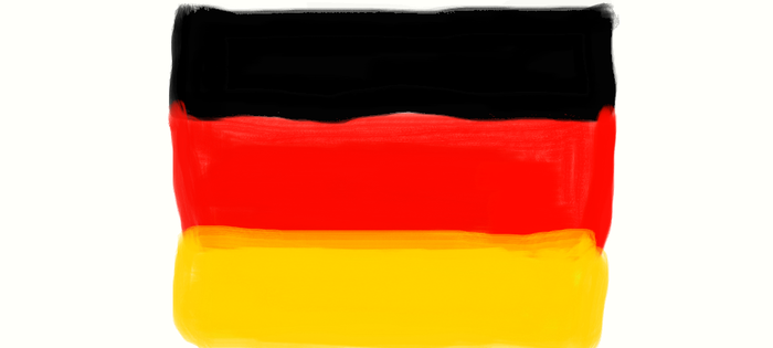 Flag of Germany by Arringtastic1992