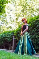 The Princess of Arendelle by TMLiza