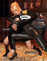 Nina Williams: Asassination 9 by FatalHolds