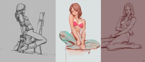 studies 3 by nbekkaliev