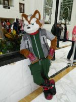 Star Fox Katsucon 2016 by bumac
