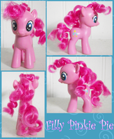 Filly Pinkie Pie by phasingirl