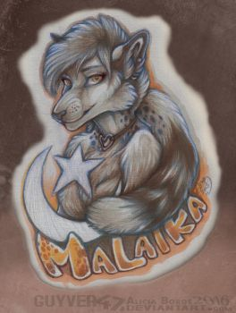 Malaika Portrait by guyver47